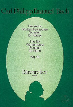 Bach, CPE: Wuerttemberg Sonatas (6) (Wq 49)