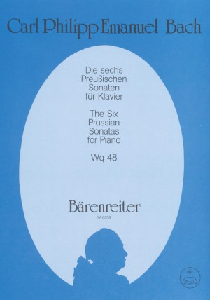 Bach, CPE: Prussian Sonatas (6) (Wq 48)