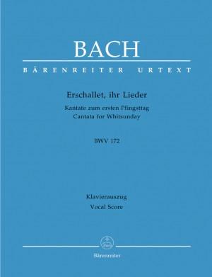 Bach, JS: Cantata No. 172: Erschallet, ihr Lieder (C maj) (BWV 172) (Urtext)