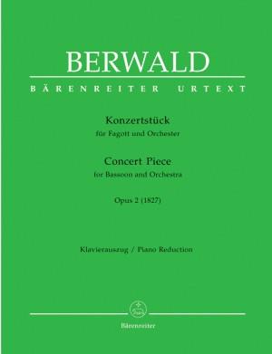 Berwald, F: Concert Piece for Bassoon, Op.2 (1827) (Urtext)