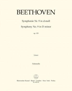 Beethoven, L van: Symphony No.9 in D minor, Op.125 (Choral) (Urtext)