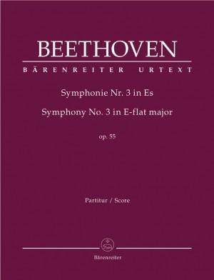 Beethoven, L van: Symphony No.3 in E-flat, Op.55 (Eroica) (Urtext) (ed. Del Mar)