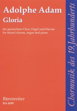 Adam, A: Gloria. (First edition)