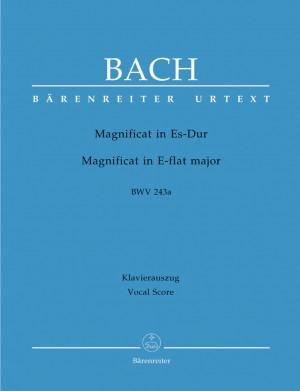 Bach, JS: Magnificat in E-flat (BWV 243a) (Urtext)