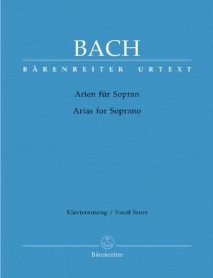 Bach, JS: Arias for Soprano (Urtext)