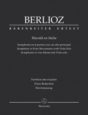 Berlioz, H: Harold In Italy (Urtext)