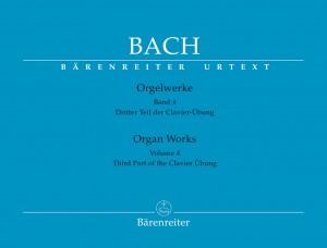 Bach, Johann Sebastian: Organ Works, Volume 4