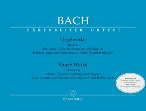 Bach, Johann Sebastian: Organ Works, Volume 6