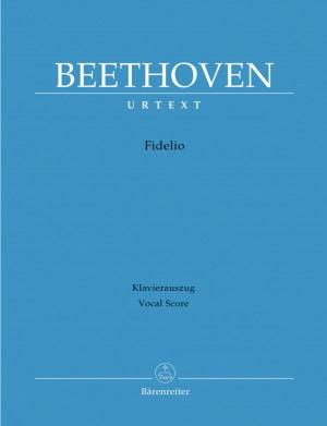 Beethoven, L van: Fidelio, Op.72 (G) (Urtext)