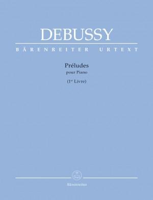 Debussy, Claude: Préludes 1er livre