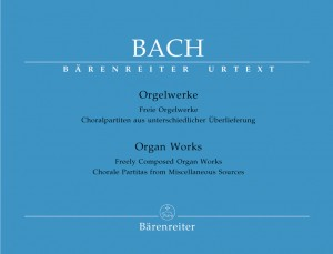 Bach, JS: Organ Works Vol.11: Freely Composed Organ Works and Chorale Partitas (Urtext)