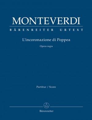 Monteverdi, Claudio: L'incoronazione di Poppea Product Image