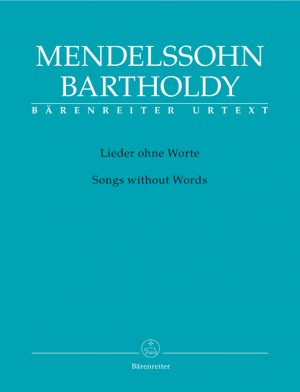 Mendelssohn, F: Songs without Words (Urtext)