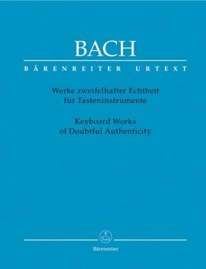 Bach, JS: Keyboard Works of Doubtful Authenticity (Urtext)