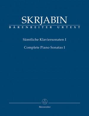 Skrjabin, A: Piano Sonatas (complete), Vol.I (Nos. 1-3; 2 Early Sonatas) (Urtext)