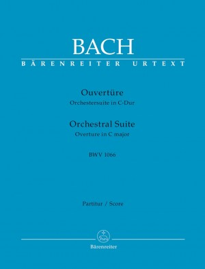 Bach, JS: Overture (Suite) No.1 in C (BWV 1066) (Urtext)