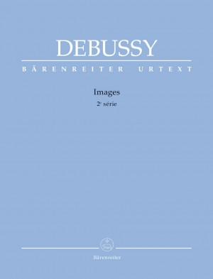 Debussy, Claude: Images (2nd Series) (Urtext)