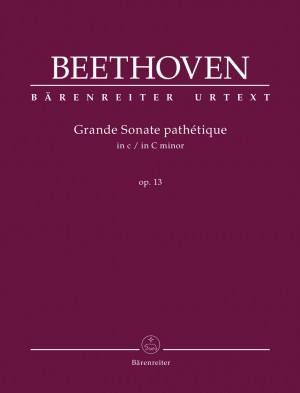 Beethoven: Grande Sonate pathétique C minor op. 13