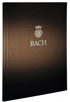 Bach, Johann Sebastian: Kammermusik mit Violine BWV 1001-1006, 1021, 1023, 1014-1019