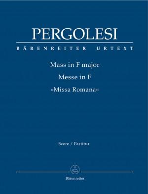 Giovanni Battista Pergolesi: Mass in F major - Missa Romana