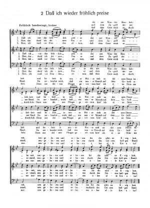 Stier: Geistliche Lieder