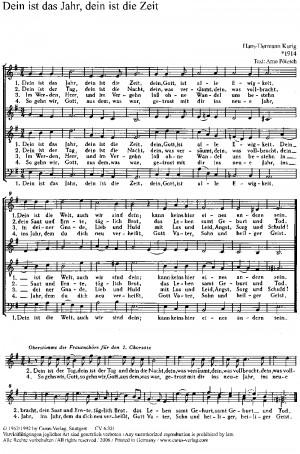 Bach, JS: Fünf Chorsätze von Bach, Kurig und Salieri