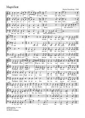 Doernberg: Magnificat