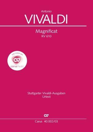 Vivaldi: Magnificat RV610