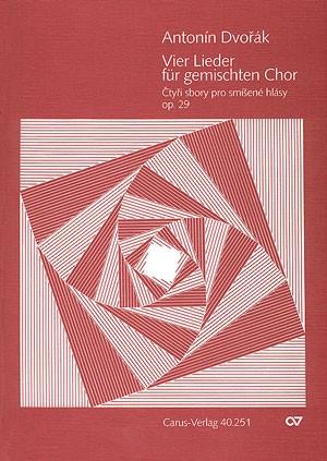 Dvorák: Vier Chorlieder