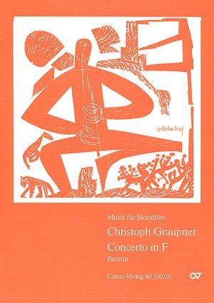 Graupner: Concerto in F