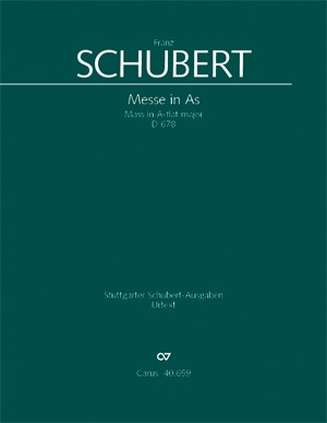 Schubert: Messe in As (D 678; As-Dur)