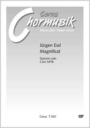 Essl: Magnificat (A-Dur)