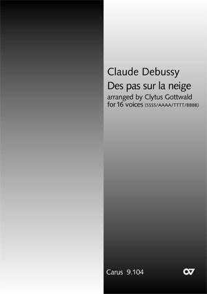 Debussy: Des pas sur la neige (d-Moll)