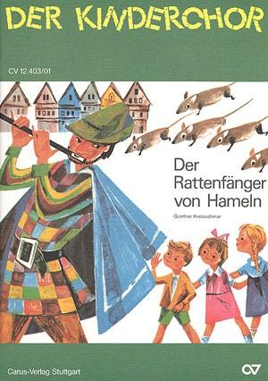Kretzschmar: Der Rattenfänger von Hameln