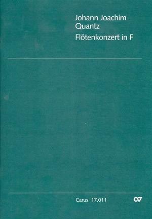 Flötenkonzert in F (QV 5:149)