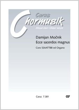 Mocnik: Ecce sacerdos magnus