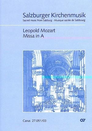 Mozart: Missa in A