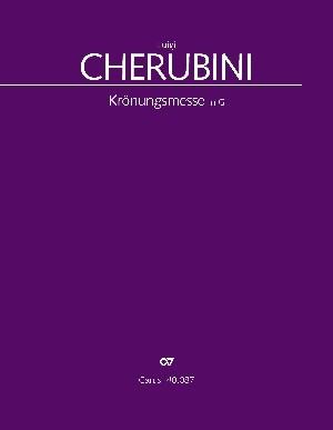 Cherubini: Messe solenelle in G (G-Dur)