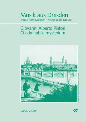 Ristori: O admirabile mysterium