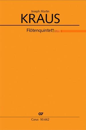 Kraus: Flötenquintett (VB 188)
