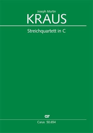 Kraus: Streichquartett in C (VB 186)