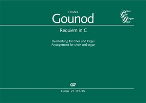 Gounod C: Requiem in C (Choir & Org. Version)