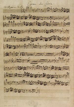 Bach, Johann Sebastian: Quoniam tu solus sanctus aus der Missa in h