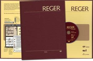 Reger, Max: Reger Edition, vol. I/4: Chorale preludes for organ