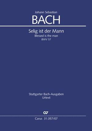 Bach, JS: Selig ist der Mann BWV 57