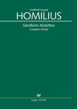 Homilius: Motetten