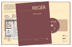 Reger 7: Orgelstücke III