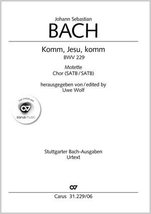 Bach, JS: Komm, Jesu, komm