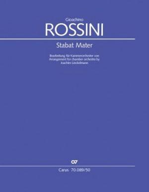 Rossini, Gioachino: Stabat Mater, arr. für Kammerensemble