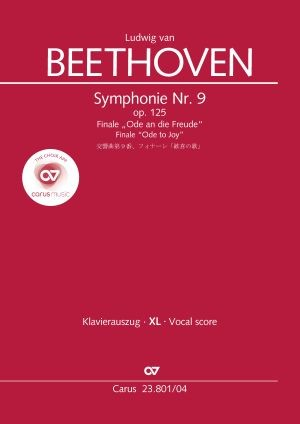 Beethoven: Finale from Symphony No  9, Op  125 | Presto